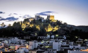 Castillo de Monda