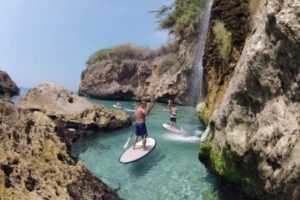 Bezoek El Chorro Lakes in Malaga
