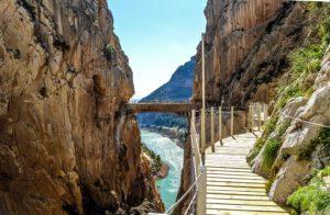 Bezoek de Camino del Rey in Málaga