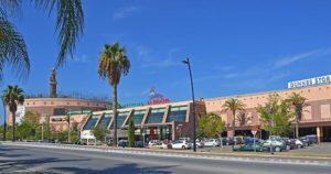 Activiteiten in Coín - Centro Comercial La Trocha in Coin