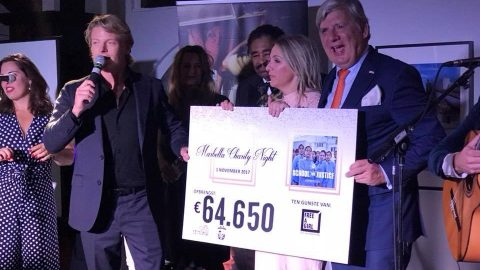 Marbella Charity Night raises €64.650 for the Free a Girl Foundation!