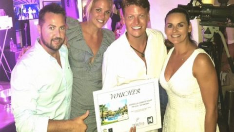 Cascada Marbella raises over 25.000€ for the Free a Girl Foundation