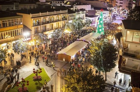 Celebrating the festive season in Marbella