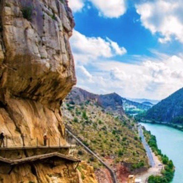 Visit Camino del Rey