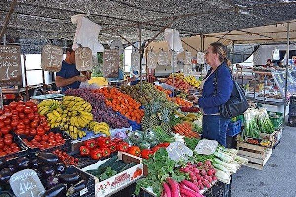 Mercado de Alimientos | Qué hacer en Coín