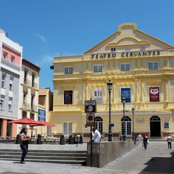malaga theatre