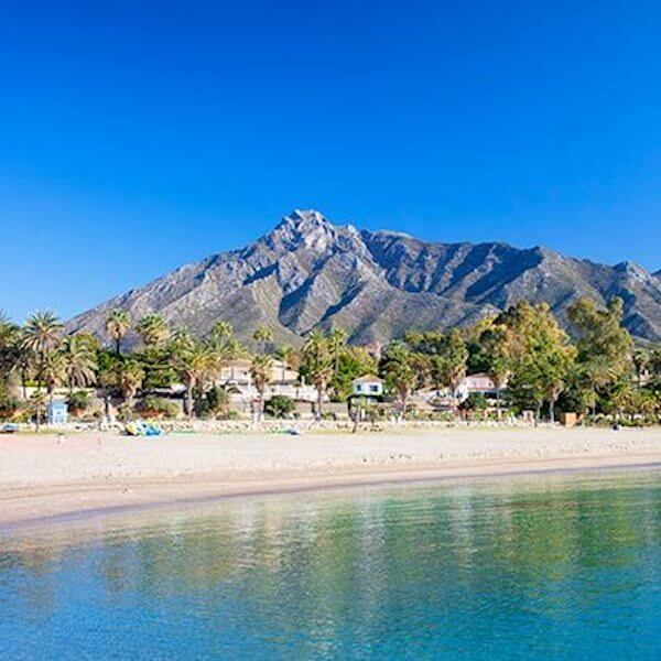 Marbella beaches | Things to do in Monda