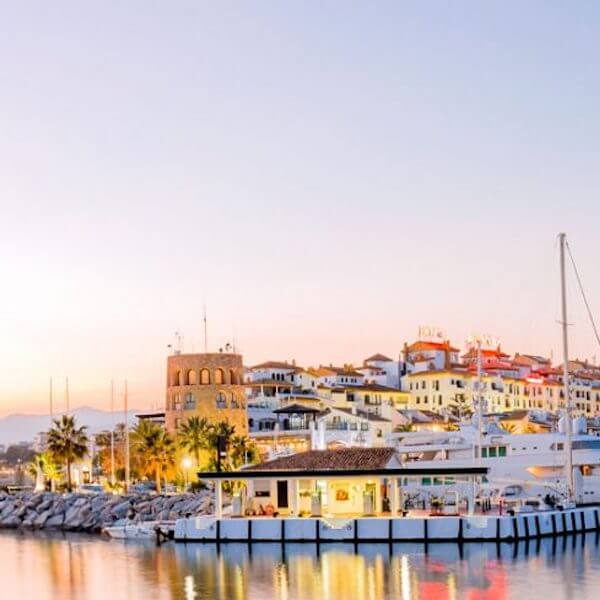Puerto Banus | Things to do in Monda